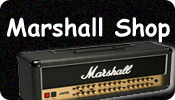 Marshall amplifier shop