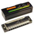 Lee Oscar diatonic harmonica ( Key A )