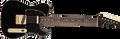 Fender Made In Japan FSR Midnight Telecaster RW Black