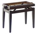 Piano stool Rosewood matt finish