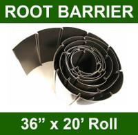 """NDS Root Barrier Sheet Material - SM-3620 - 36"""" x 20'"""