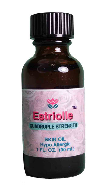 Estriolle - Estriol Oil support for vaginal tissue.  Meant to be taken with Progesterone.