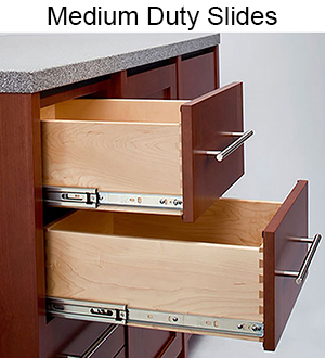 replace kitchen cabinets accuride hardware slides for any cabinet door or drawer 1868