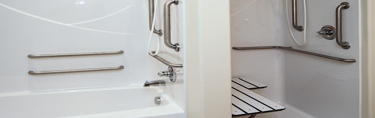 Grab Bars U0026 Safety Rails. Bathroom Safety Grabbar Gallery