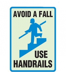 ADA Support Safety Handrails