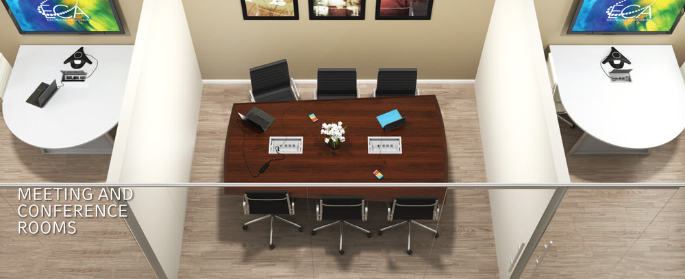 Meeting And Conference Rooms The Right Amount Of Power