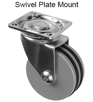 Furniture Casters Amp Wheels Same Day Shipping Easy Install