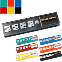 Seclusion - Designer Colors (4 Power plus Data)