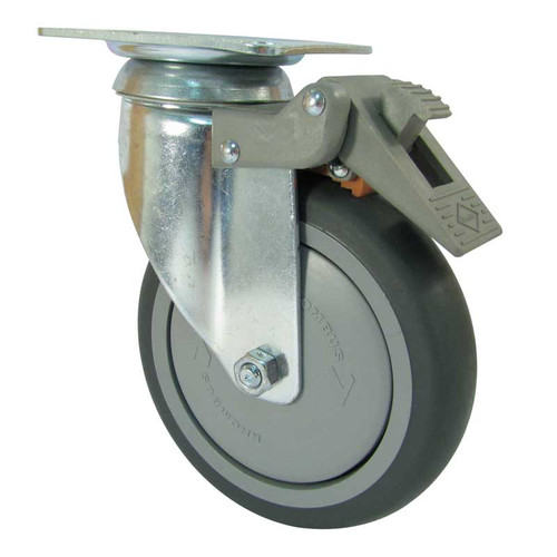 "Industrial 5"" Swivel Caster"
