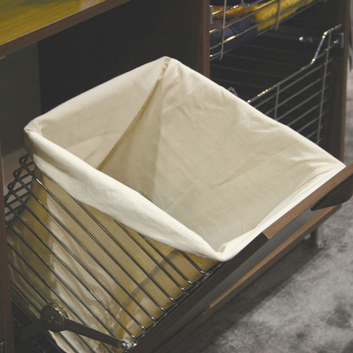 Hafele Laundry Hamper Slanted 547 42 231 Closet Masters