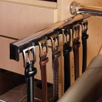 Hafele Synergy Belt Rack With 34 Extension Slide