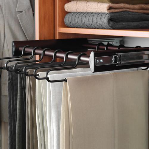 Hafele Synergy Pants Rack 805 58 231 Closet Masters