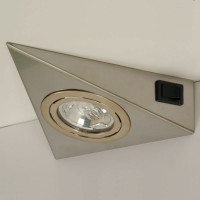 Light Housing w/ 12 Volt/20 Watt Halogen Light w/ Switch