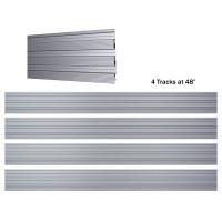 """Omni Track Wall Track Kit - (4) 48"""""""