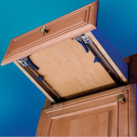 kitchen cabinet drawer slides self closing accuride hardware slides for any cabinet door or drawer 9106