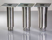 Stainless Steel Heavy Duty Equipment Leg