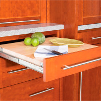 Accuride 340 Butcher Block Slide w/ Lock-Out x
