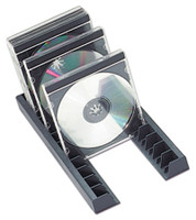 Compact Disc Divider Tray