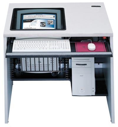 Nova Workstation - 45 Series - Downview CRT Monitor