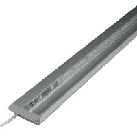 LED Venice Recessed Aluminum Light Strip - Parallel Series