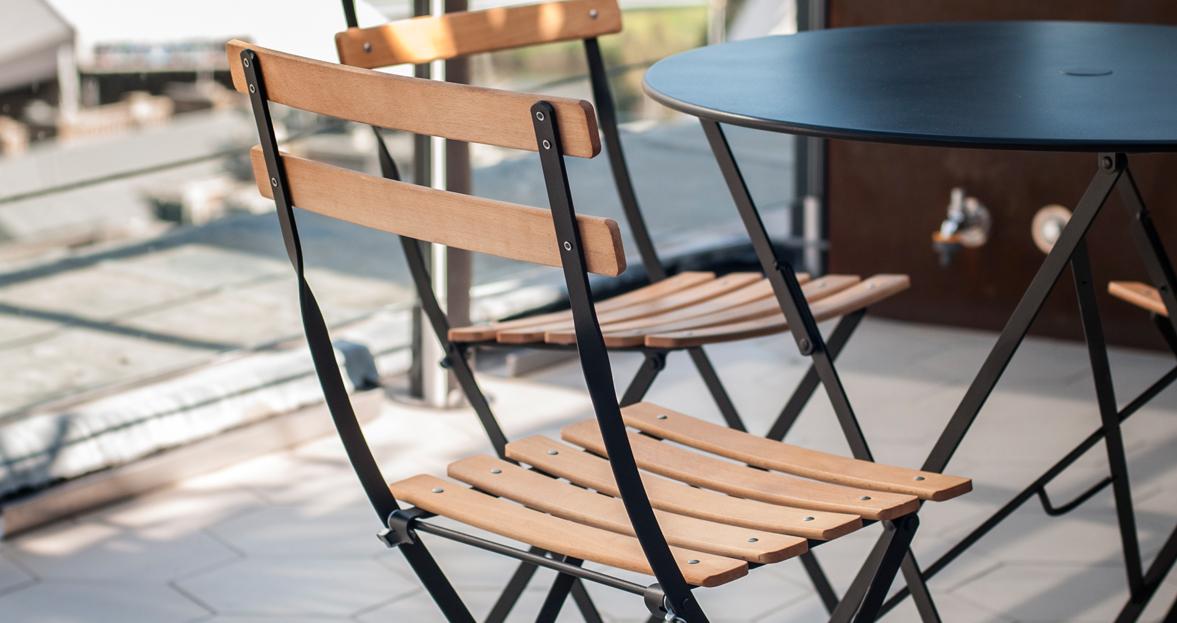 fermob bistro 30 inch folding table. Black Bedroom Furniture Sets. Home Design Ideas