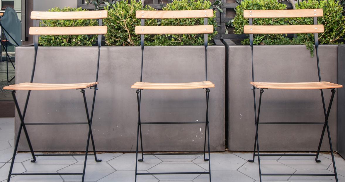 Fermob Bistro Natural Chair