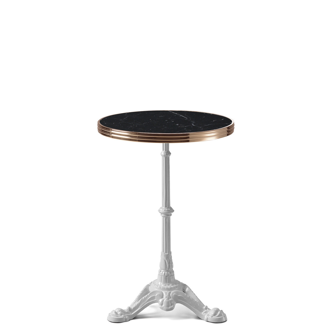 classic tables metal base with bistro round copy table office black cross traditional shop