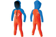 KID'S RASH HOODED C2
