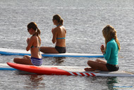 SUP (Stand Up Paddle Board) YOGA
