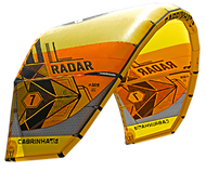 2017 CABRINHA RADAR KITE