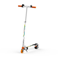 Z8 Lightweight Electric Scooter - White Foldable