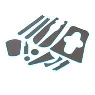 Hobie Deck Pad Set, Outback Le