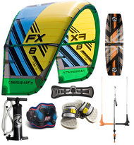 2017 FX Complete Kite Package
