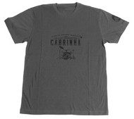 2015 CABRINHA MEN'S DRUMS T-SHIRT