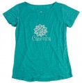 2015 CABRINHA WOMEN'S T-SHIRT/FLOWER C