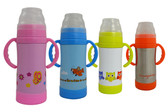 Eco Vessel The Stainless Steel Insulated Sippy Cup with NUK Spout , 10 oz, 1 pk