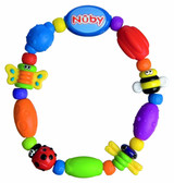 Nuby Bug-a-Loop Teether