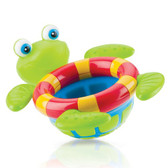 Nuby Bath Tub Toy, Floating Turtle