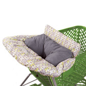 Summer Infant 2-in-1 Cushy Cart Cover and Seat Positioner Clover