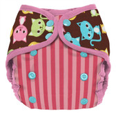 Planet Wise Diaper Cover 1 pk (More Colors)