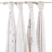 Aden + Anais Night Sky Classic Swaddles 4-Pack