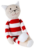 Under the Nile Organic Cotton Toy, 1 pk, Tilly The Cat