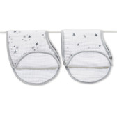 Aden + Anais Twinkle Classic Burpy Bibs 2-Pack