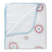 Aden + Anais Liam The Brave - Medallion + Classic Dream Blankets