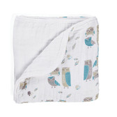 Aden + Anais Wise Guys Organic Dream Blanket