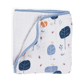 Aden + Anais Into The Woods Organic Dream Blanket