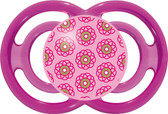 MAM Perfect Silicone Pacifiers 6+ m, 1 pk, Pink