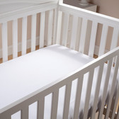 Summer Infant Full Size Crib Sheet, 2 pk (More Colors)