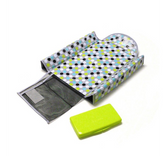 The First Years Deluxe Changing Pad With Sides Dots