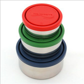 U Konserve Round Nesting Trio Containers 3-Pack (More Colors)